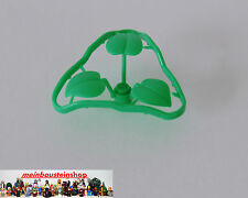 Lego 1 feuille plante Plant Flower Stem 1 x 1 x 2//3 with 3 Large Leaves ref 6255