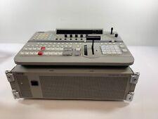 Sony Dfs-700 Dme Digital Video Switcher set