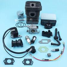 CYLINDER CARBURETOR IGNITION COIL ENGINE KIT FOR STIHL MS250 MS230 025 023 SAWS