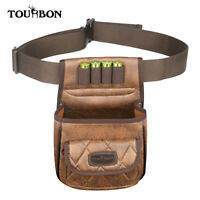 Tourbon Hunting Cartridge Pouch Soft Case Shotgun Ammo Bag Holder 100 Shells