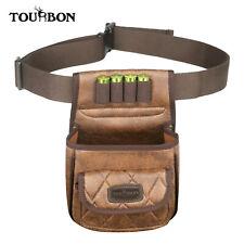 Tourbon Hunting Cartridge Pouch Soft Case Shotgun Ammo Bag Holder 100 Shells