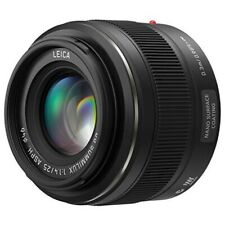 Panasonic Lumix 25mm f/1.4 Leica DG Summilux Lens H-X025 Micro Four Thirds