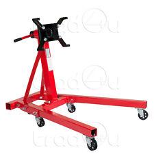 Support moteur sur roulette rotatif 900 kg pour garage