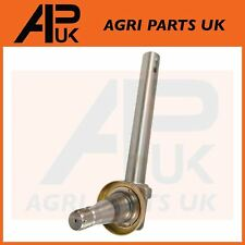 LH Steering Spindle Stub Axle Pin Massey Ferguson 365,375,390,398,399 Tractor
