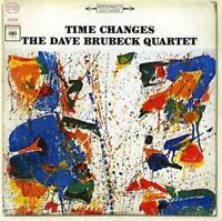 DAVE BRUBECK QUARTET - Time Changes [CD]