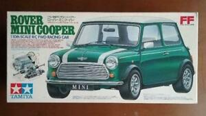 Tamiya    SCALE size 1/10 Electric RC Car Series Rover Mini Cooper   rarely used