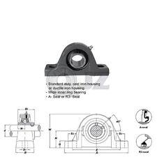 1.9375 in Pillow Block Cast Iron UCPE210-31 Mounted Bearing UC210-31+PE210