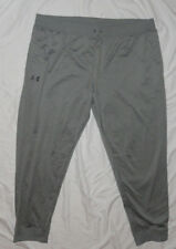 NEW! UNDER ARMOUR UA Cold Gear Tapered Fit Jogging Pants 3X 3XL Gray NWT!