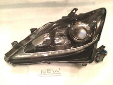 *NEW LEXUS IS350 IS250 ISF DRIVER LED HEADLIGHT LAMP OEM HID XENON 2011-13 LEFT