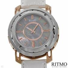 Men's Ritmo Mvndo Watch Persepolis Collection Dual Time Spinning Face $2500