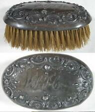 1860's~Fancy Victorian Sterling Brush