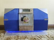 New listing Sharper Image Slim Cd Stereo With Am / Fm Tuner, Excellent Condition!