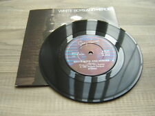 newwave45post7punk *HEAR* uk80s GARY NUMAN *EX+* synth pop White Boys And Heroes