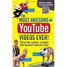 The Most Awesome YouTube Videos Ever! by Adrian Besley (Paperback, 2014)