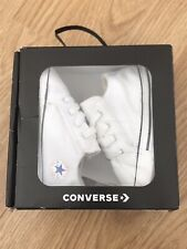 Boys Converse Baby Pram Shoes Size 4 BN