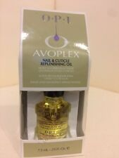 NEW OPI AVOPLEX Nail & Cuticle Replenishing Oil .25  Oz Free Shipping