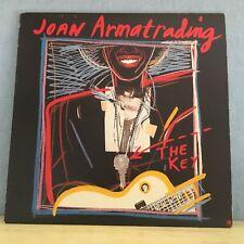 JOAN ARMATRADING The Key 1983 UK vinyl LP EXCELLENT CONDITION a