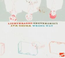 Lightheaded - Wrong Way (CD 2005) NEW & SEALED Digipak