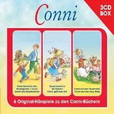 CONNI 3 CD HÖRSPIELBOX NEUWARE