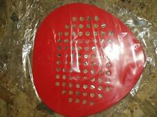 NIB Big D 652 Deodorant Urinal Screen, Very Cherry Fragrance, Red (Pack of 12)