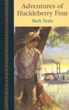 The Adventures of Huckleberry Finn (Childrens Classics)