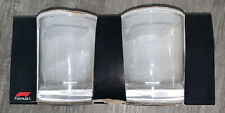 Brand New With Box Formula 1 Tumblers 2 Pack