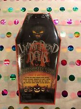 LIVING DEAD DOLLS HALLOWEEN JACK O LANTERN UK EXCLUSIVE IN HAND FREE SHIP
