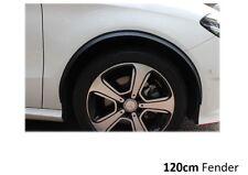 2x Radlauf CARBON optik Rad Fender flare 120cm leiste für Ginetta Kot flügel Rad
