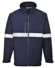 Portwest Iona Softshell Waterproof Windproof Breathable Jacket Coat TK54
