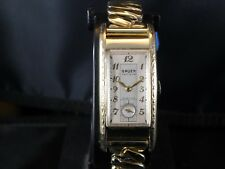 """SERVICED 1930`s """"CURVEX 311 """"...STUNNING FILIGREE ETCHED LONG AND NARROW CASE"""