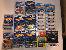 Hot Wheels Formula Grand Prix Indy Ferrari, McLaren Jaguar Jordan Izod Lot Of 20