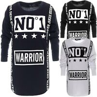 Jungen Long Sweat Langarm Pulli Pullover Shirt SweaterShirts 21763