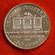 Austrian Mint  € 1.50 Euro Vienna Philharmonic 2011 1 oz .999 Silver Coin