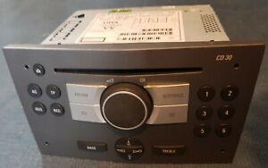 Vauxhall Astra H MK5 Radio Head Unit Stereo