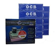 OCB MIcromatic Stopfmaschine + Hülsen kostenloser Versand