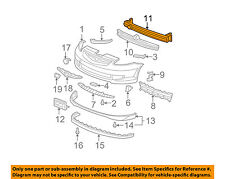 Honda Genuine 71504-TK6-A00ZK Towing Hook Cover