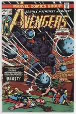 Avengers #137 - Beast Becomes an Avenger! Vf (Raw)