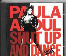 CD ALBUM 8 TITRES--PAULA ABDUL--SHUT UP AND DANCE / REMIX--1990
