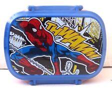 "Marvel spider-man snack box 8"" Diameter NWT"