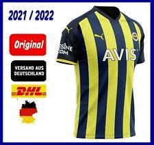 NEU Original Fenerbahce Istanbul Trikot Forma Cubuklu PUMA 2021 /2022 TÜRKIYE