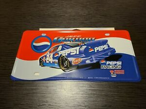 Rare Jeff Gordon Nascar License Plate 1999 Pepsi Racing