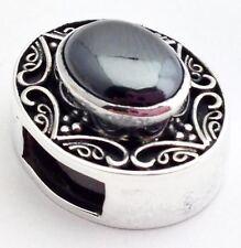 Authentic Lori Bonn Bons 925 Silver 007 Slide Charm 29932hm, New
