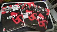 Gantz Prima Edizione Planet Manga numeri 1 / 4 / 6,nuovi mai aperto,rare
