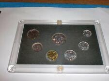 - NEPAL - 7 COIN  PROOF  SET - 1971(VS 2028) -RE.1 + PAISA 50,25,10,5,2 & 1