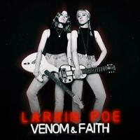 Larkin Poe - Venom and Faith [CD]