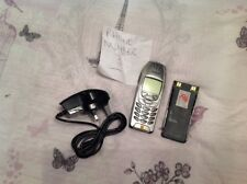 nokia 6310i used phone and new mains charger