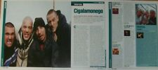 TRIPOD FULL PAGED magazine CELEBRITY CLIPPINGS photos article