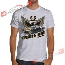 1977 Firebird Trans Am Gray or White T-Shirt Smokey and the Bandit