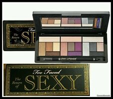 Too Faced The Return of Sexy Eyeshadow Palette Makeup Kit  (New/Boxed)