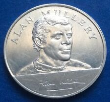 ALAN MULLERY ENGLAND 1970 WORLD CUP SQUAD ESSO COINS / MEDALS